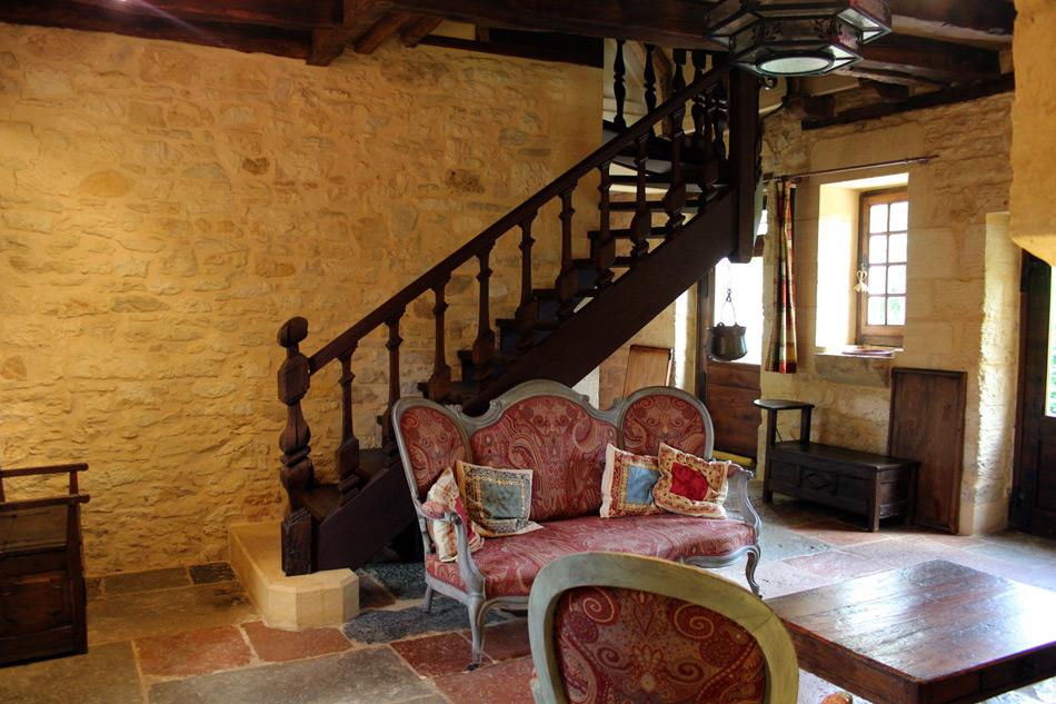 Ermitage au domaine du fraysse location de prestige en p rigord noir vall e du c ou - Menetou salon domaine de l ermitage ...
